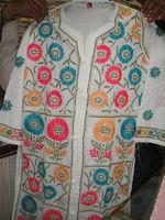 Lucknowi Chikan Embroidered Kurti 2016