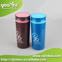 Premium BPA Free Double Wall Plastic Cool Water Bottles 400ML Wholesale