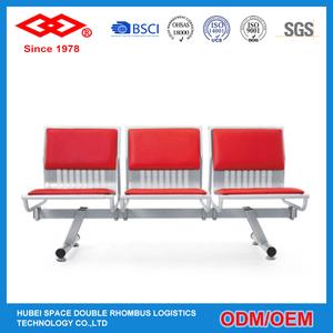 Коммерческая модель удобный металлический зал ожидания стулья