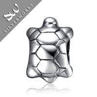 Turtle Shaped Happy Handmade Beaded Jewelry Wholesale old silver jewelry