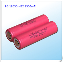 high drain lg he2 18650 electronic cigarette battery
