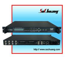 SC-5217 rf input ip output satellite receiver