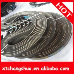 v belt- fan belt,volvo ribbed belt agricultural industrial wapped conveyor v-belt for john deere combine harvester h11037