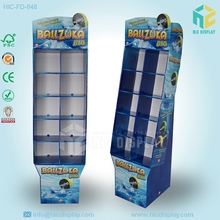 advertising display shelf for soccer ball ,soccer ball floor tiles display racks