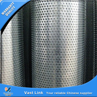 Stainless Steel Perforated Tube /perforated stainless steel tube/Materials: 304, 316, 316 L stainless steel