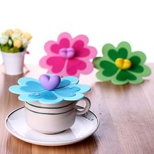 custom food grade silicone cup lid as seen on tv have various shape and color