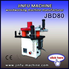 JINFU JBD80 hand-hold pvc edge banding for plywood woodworking machine