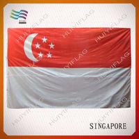 Satin Olympics Different Countries National Flag