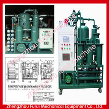 vacuum insulating oil purifier for purifying transformer oil