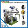 Yongli 15-28tph rabbit food feed making machine