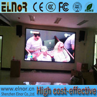 Discount OEM P4 wall mounted led display panel
