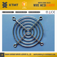 best selling Iron Wire Fan Cover , Cooling Fan Cover