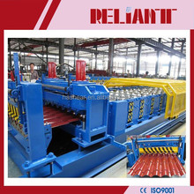 High Speed Manufacturer Tile Roll Forming Machine
