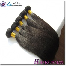 Direct Factory Wholesale Machine Weft Virgin Indian Remy Human Hair