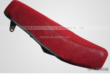 seat cover red for motorcycle and motorbike