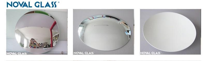 Ronde convexe et concave miroir miroir id de produit for Miroir concave et convexe