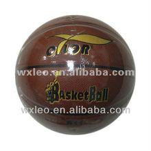 PU standard match basketball,deep channel basketball,world famous brand basketball