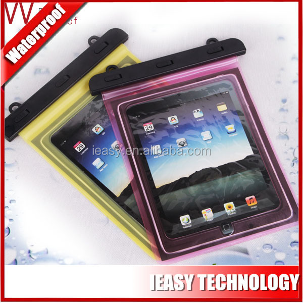 Custom design waterproof shockproof case for ipad