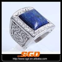 Lazuli mens designer finger rings
