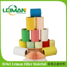 Usage air/oil /fuel filter paper / specification parameter can be changed as per your requirement