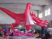 giant inflatable dragon
