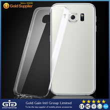 Transparent TPU+PC Protective Case for Samsung for Galaxy S6