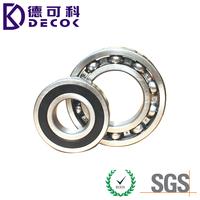 China bearing factory good quality precision cheap 6005 deep groove ball bearing
