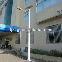 13 years producer Europe Standard solar power street lamp post