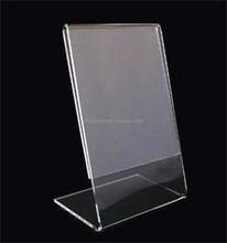 Manufacturer's Price Acrylic Customized Small Display Shelf