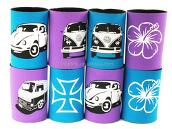 2015 High Quality Outdoor Beer Neoprene Can Cooler, Cheap Beer Cover,Can Shape Cooler