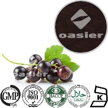 100% frozen Black currant seed or fruit Extract