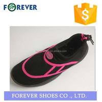 easy style unisex black aqua water shoes for skiing