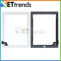 ETtrends Wholesale High Quality for Apple iPad 2 Touch Screen/Digitizer White