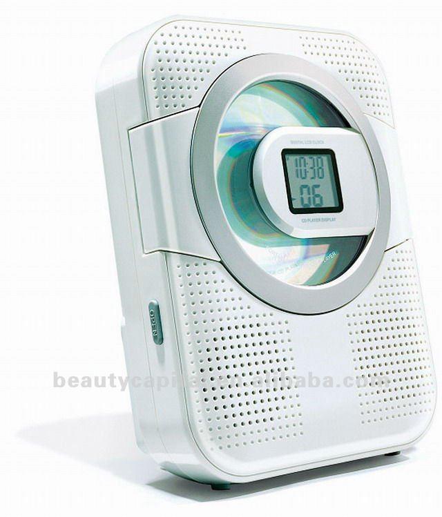 700DA salle de bains DAB Radio lecteur CDLecteurs de CD à la maison