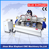 ELE-2015 manual woodworking cnc router machine, type3 software cnc router , cnc router machine price