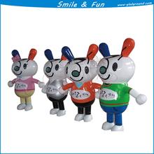 Inflatable mascot costume 1.8m high type boys cartoon mascot costume