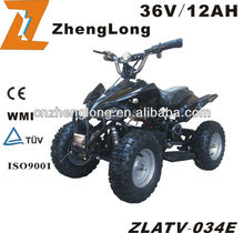 36V500W Electric Mini Quad ATV