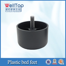 Promotion price 0.07USD plastic bed legs