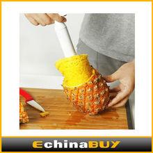 abs de plástico pelador de piña para venta al por mayor fabricante