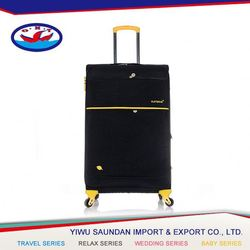 HOT SALE Newest Fashion! different types girls travel trolley luggage wholesale price