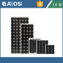 Photovoltaic pv solar panel / solar module 200W for 10KW / 15KW / 20KW / 30KW / 50KW / 100KW/ 500KW solar grid system