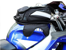 Cheap price Black Waterproof nylon Magnetic Motorcycle Bag