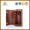 2015 new design decorative wine boxes Leather Wine Box made in China