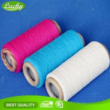 Professional yarn supplier super quality ne 6/1 open end color yarn