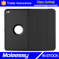 New Design plastic case for ipad mini 4