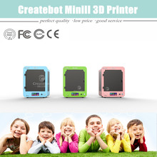 2015 Createbot Mini 3D Printing Machine, 150*150*220mm Print Size
