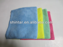 High quality terry microfiber cleaning cloth