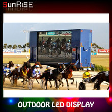 Ali outdoor led message display panel for Sports Stadium Ad. Scoreboards & Timing etc. Usage