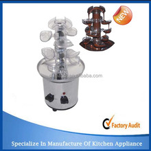 Model CFF-2008A8 Mini Electrical Party Home Use Chocolate fondue fountain