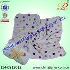 jianer 2015 chegada nova impressão allover confortável macio velo polar grossista bebê cobertor